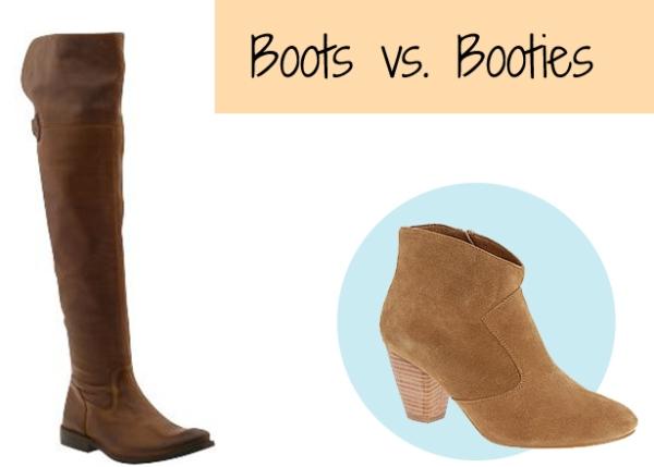 Boots-VS-Booties