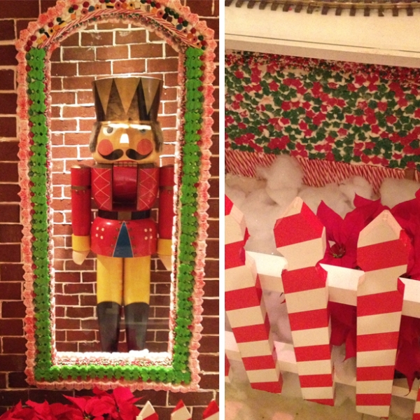 Gingerbread Wall