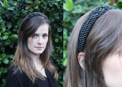 Chelsea Braided Headband