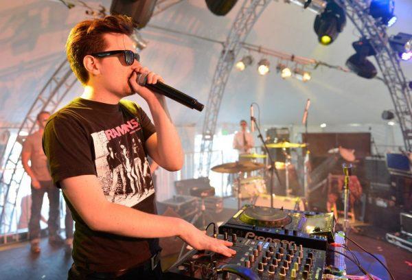 Miles the DJ