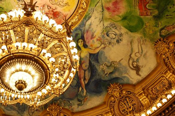 Image result for marc chagall opera