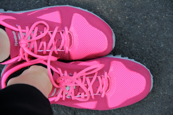 2-Pink Shoes
