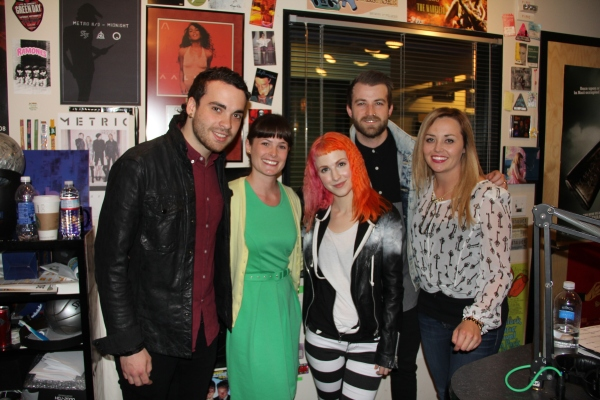 IFL and Paramore