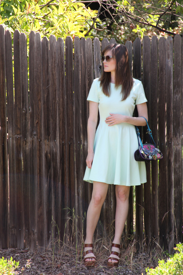 Mint-Julip-Dress