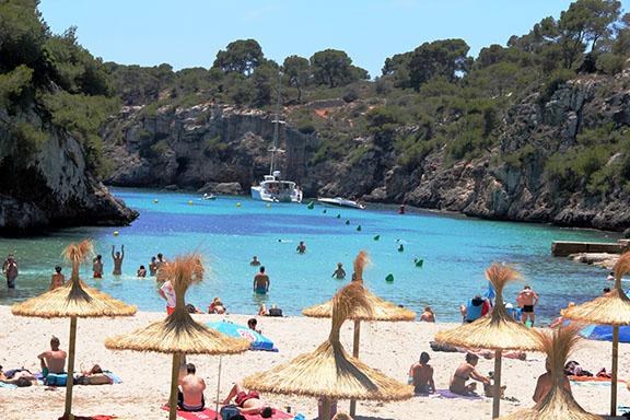 Cala Pi Beach