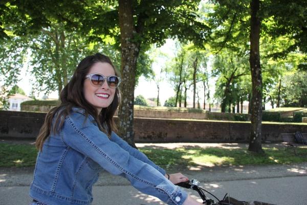 Lucca Bike Ride