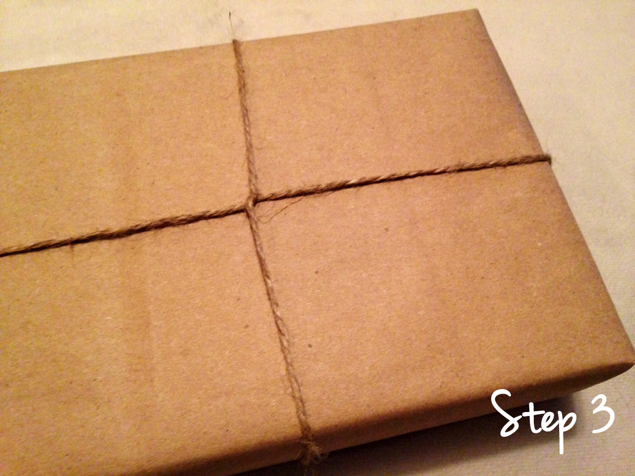 Top Brown Paper Packages Tied Up With String. | FA09